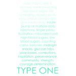 Type One Ombre - Green