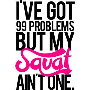 Squat Aint One Gym Motivation
