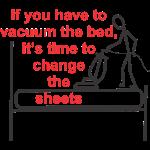 vacuumbed