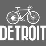 Bike Detroit white