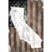 California USA Flag