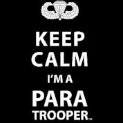Keep Calm I'm a Paratrooper