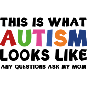 This is what Autism looks like