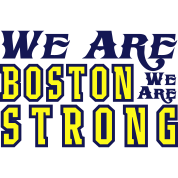 We Are Boston We Are Strong