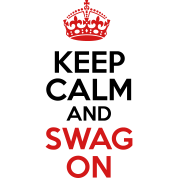 KCCO - Keep Calm and Swag On