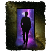 Space door colored