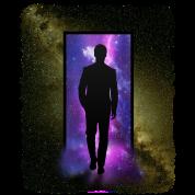 Space door colored