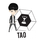 EXO - Chibi Tao (Dark Shirts)