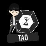 EXO - Chibi Tao (Light Shirts)