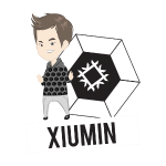EXO - Chibi Xiumin (Dark Shirts)