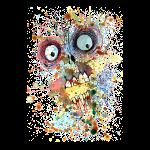 shocked zombie