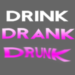 drink_drank_drunk