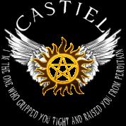Castiel Protection Symbol