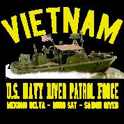 Vietnam Mark II PBR - Patrol Boat, River