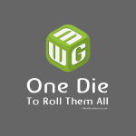 MiniWarGaming One Die To Roll Them All