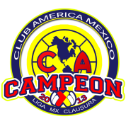Club America de Mexico Campeon 2013 Liga MX