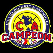 Club America de Mexico Campeon 2013 Liga MX