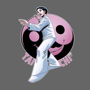 Tai Chi Shirt Nancy Hellman inspired design