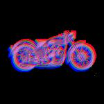 color me fast - parilla 250cc