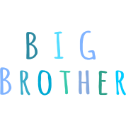 Big Brother in blue