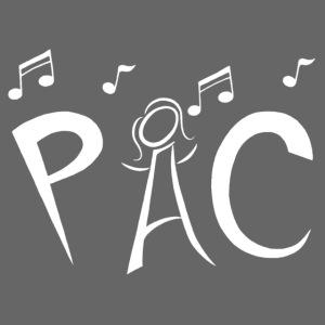 PAC Logo White