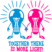 Together there is more light
