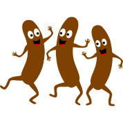 dancing sausage