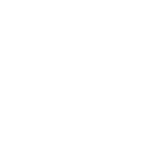 Disc Golf Until Death Skeleton - White Print
