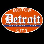 Vintage Detroit (distressed design)