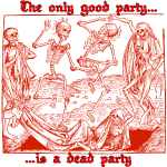 Dead Party (Red)