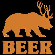 Bear+Deer=Beer
