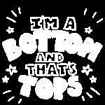 Bottom-Tops in white