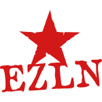 EZLN Red Star T-Shirts and Hoodies