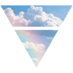 Triangle Clouds