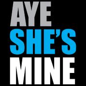 Aye_she's_mine_blue