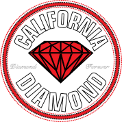 california_diamond_red