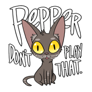 Design ~ Pepper Don't Play That