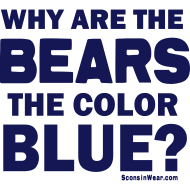 Design ~ FRONT Bears Blue