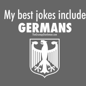 17 Germans white lettering