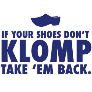 07 Klomp blue lettering