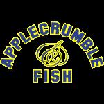 Applecrumble & Fish
