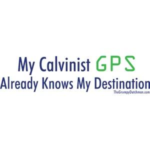 30 calvinist gps blue lettering