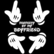 Property of my boyfriend