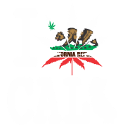 I Weed California Map