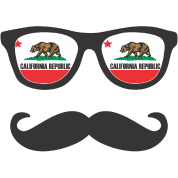 Mr Mustache California