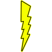 Bolt - Lightning - Shock - Electric