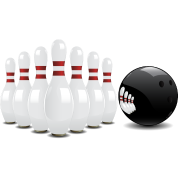 Bowling - Sports - Athlete - League Team