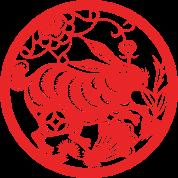 Chinese New Years - Zodiac - Year of the Rabbit