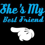 She is my Best Friend