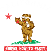Young California Knows To Party